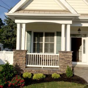 Custom Home Exterior in Medford, NJ