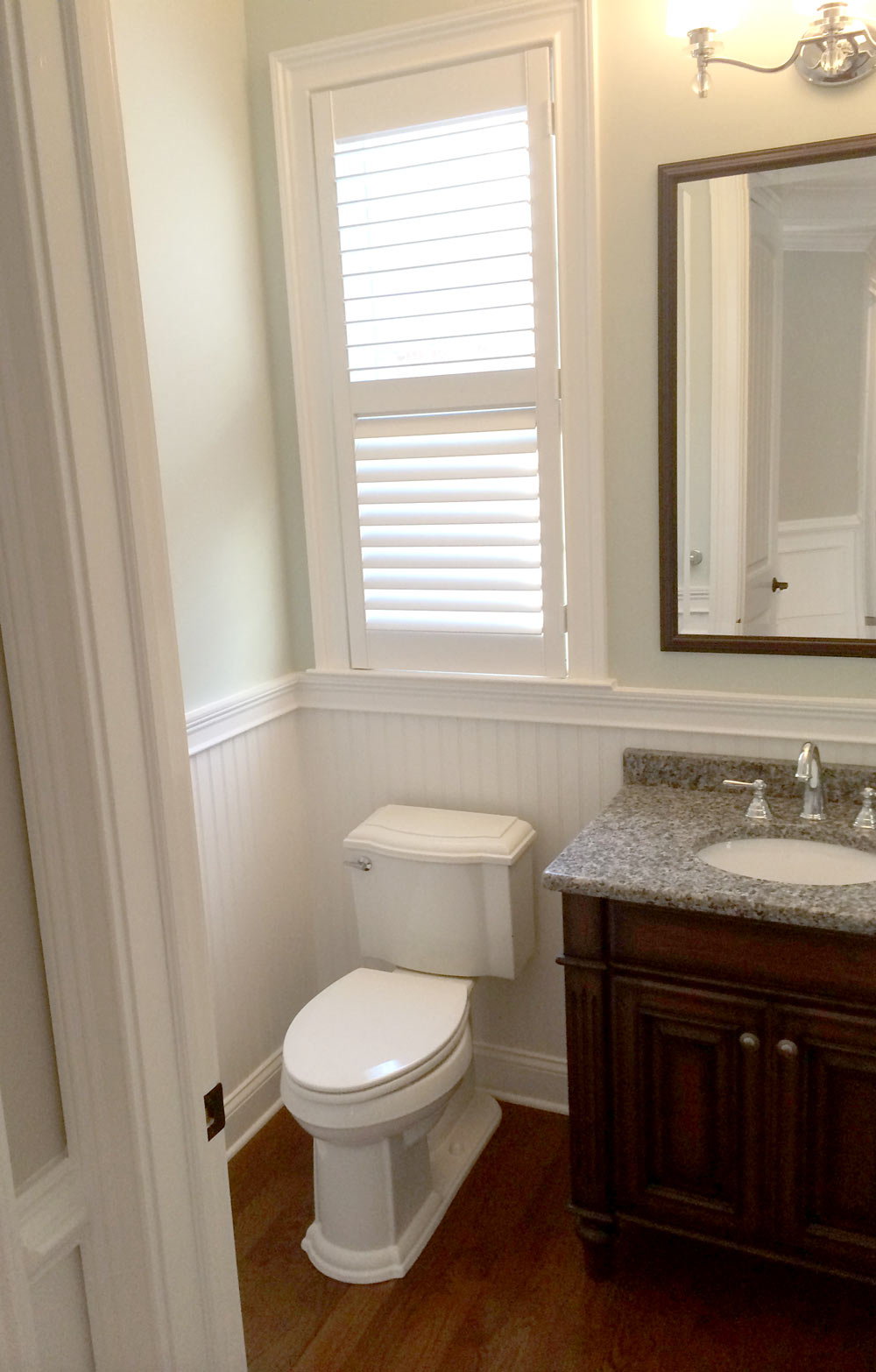Bathroom remodeling contractor in medford nj aj wehner for Small 3 piece bathroom ideas