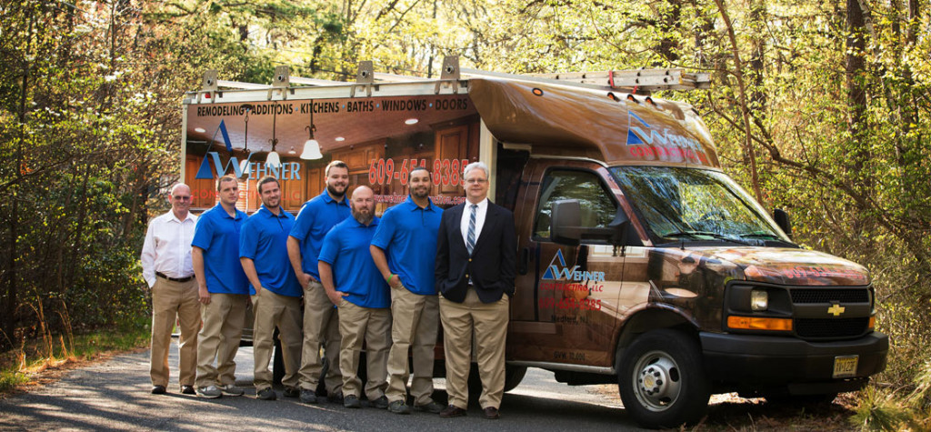Wehner Contracting NJ Team