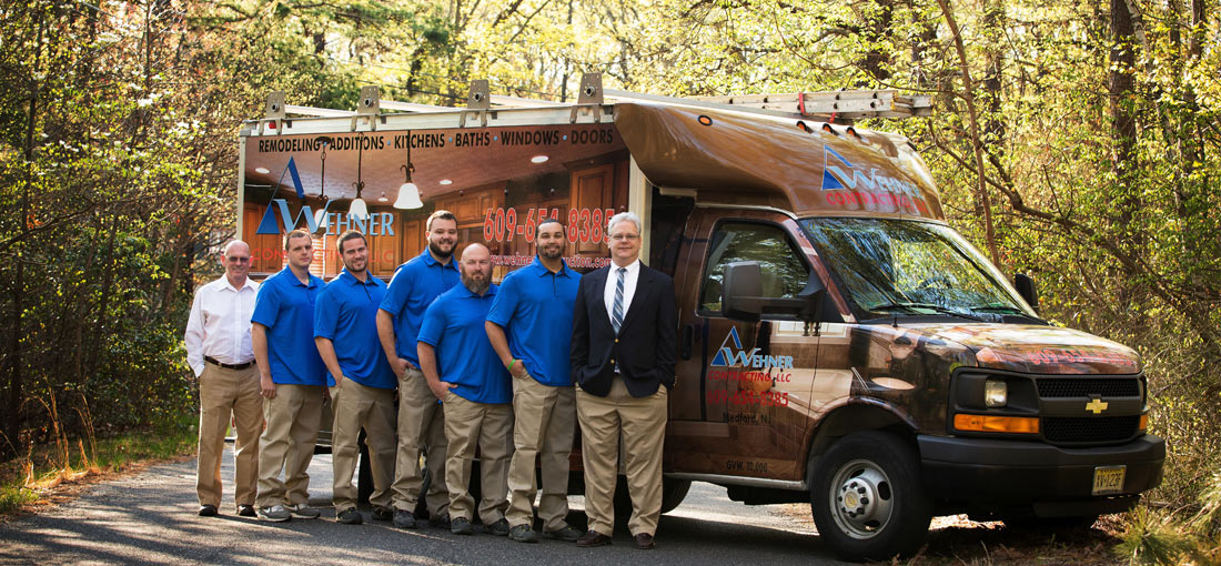 AJ Wehner General Contracting, LLC - Owner and Our Team from Medford, NJ